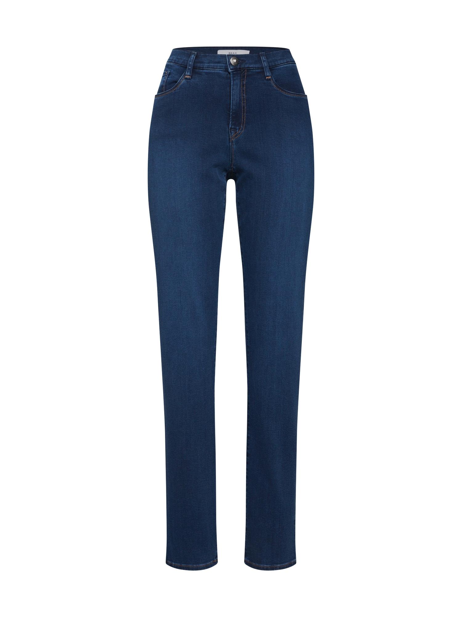 BRAX Džinsai 'Carola' tamsiai (džinso) mėlyna