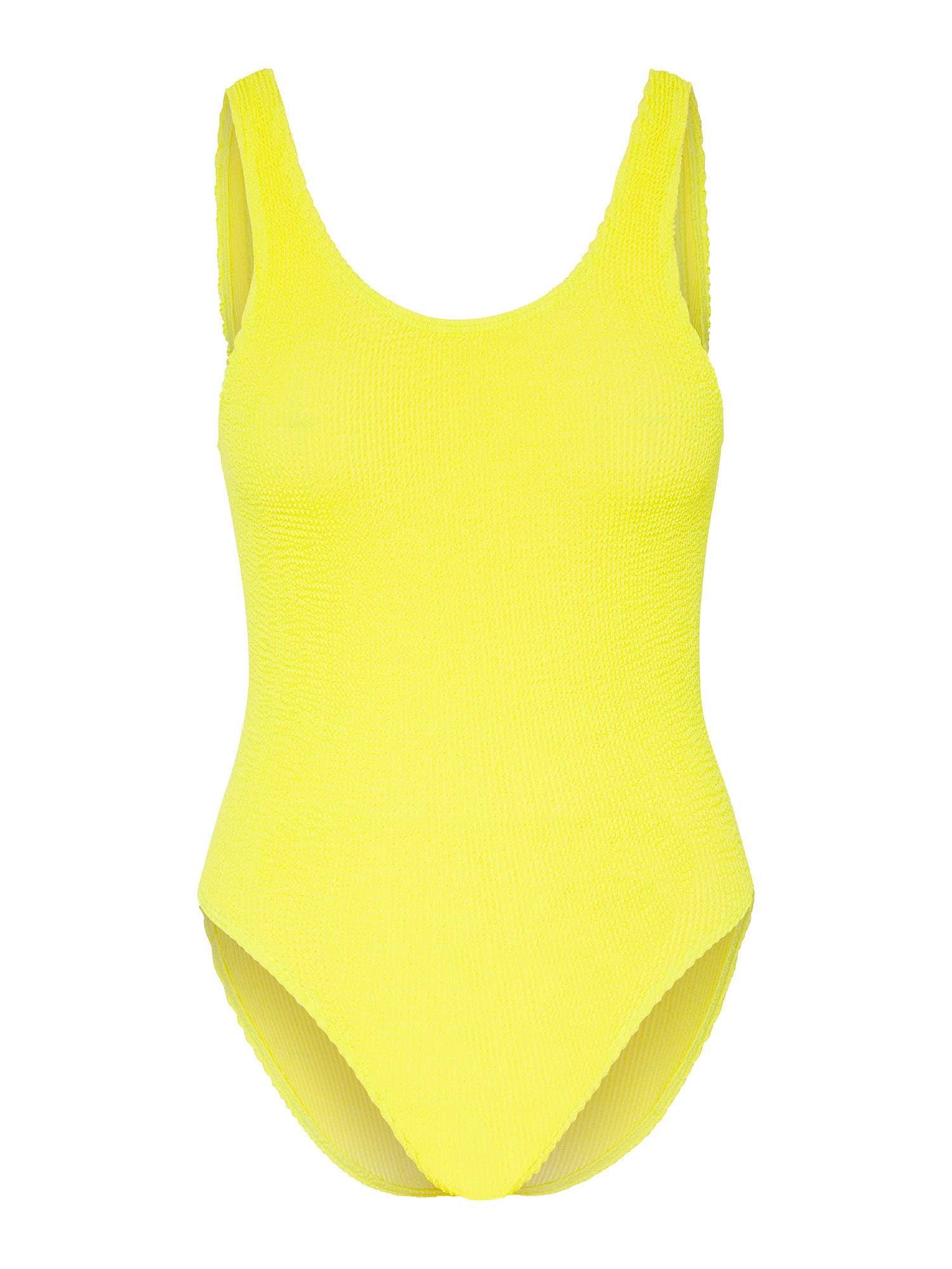 CHIEMSEE Sportinis maudymosi kostiumėlis geltona