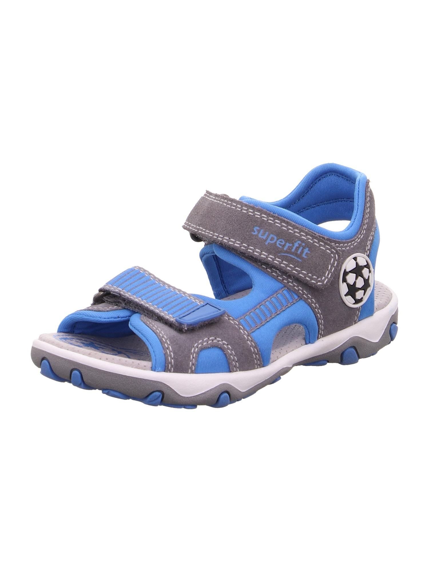 SUPERFIT Atviri batai 'MIKE 3.0' mėlyna
