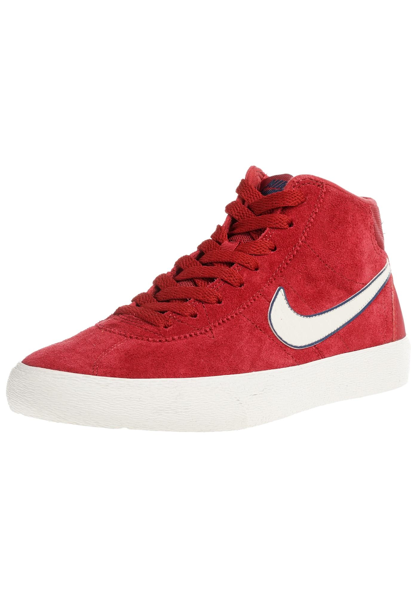 Nike SB, Damen Sportschoen, rood