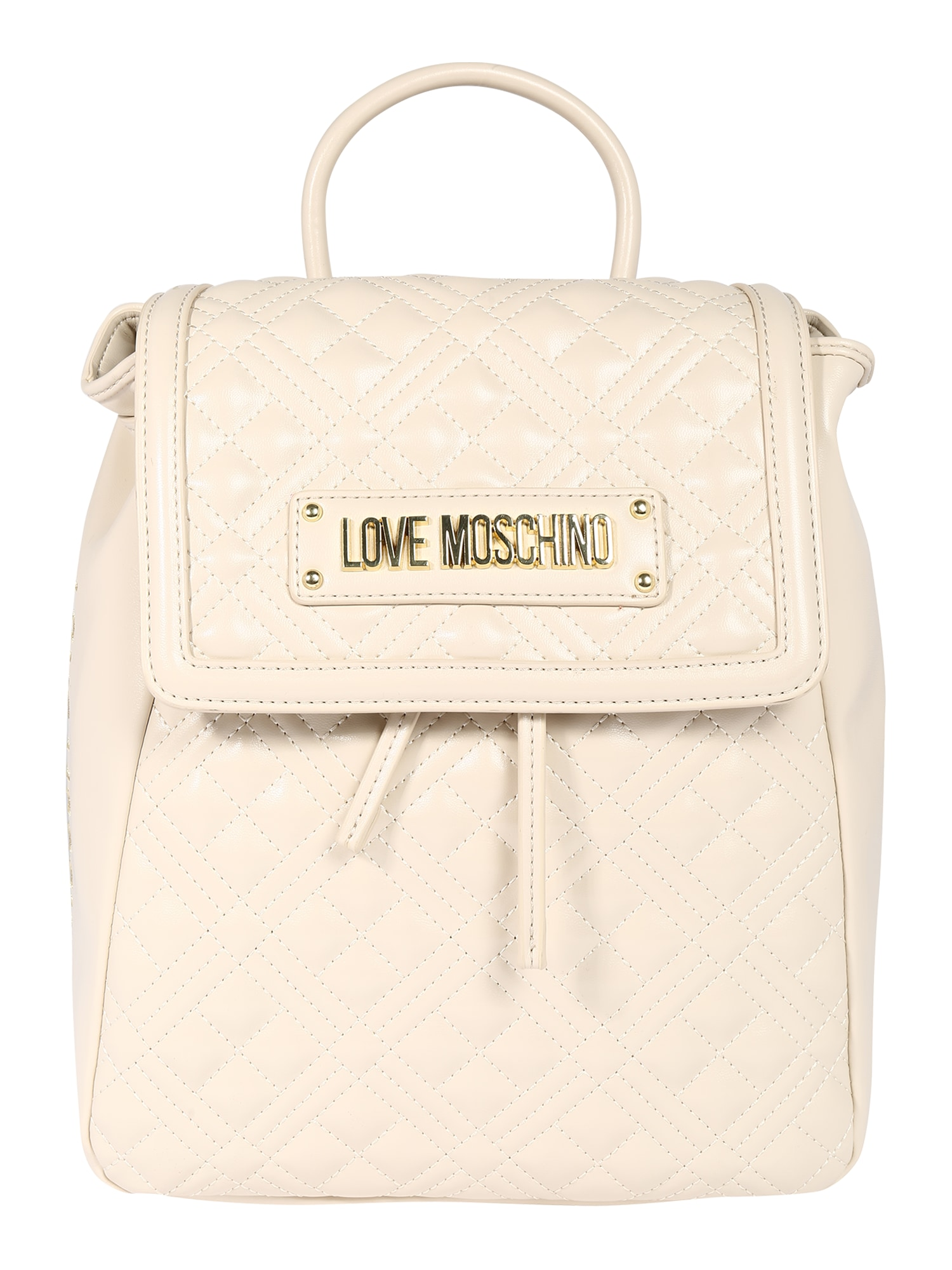 Love Moschino Batoh 'BORSA'  béžová