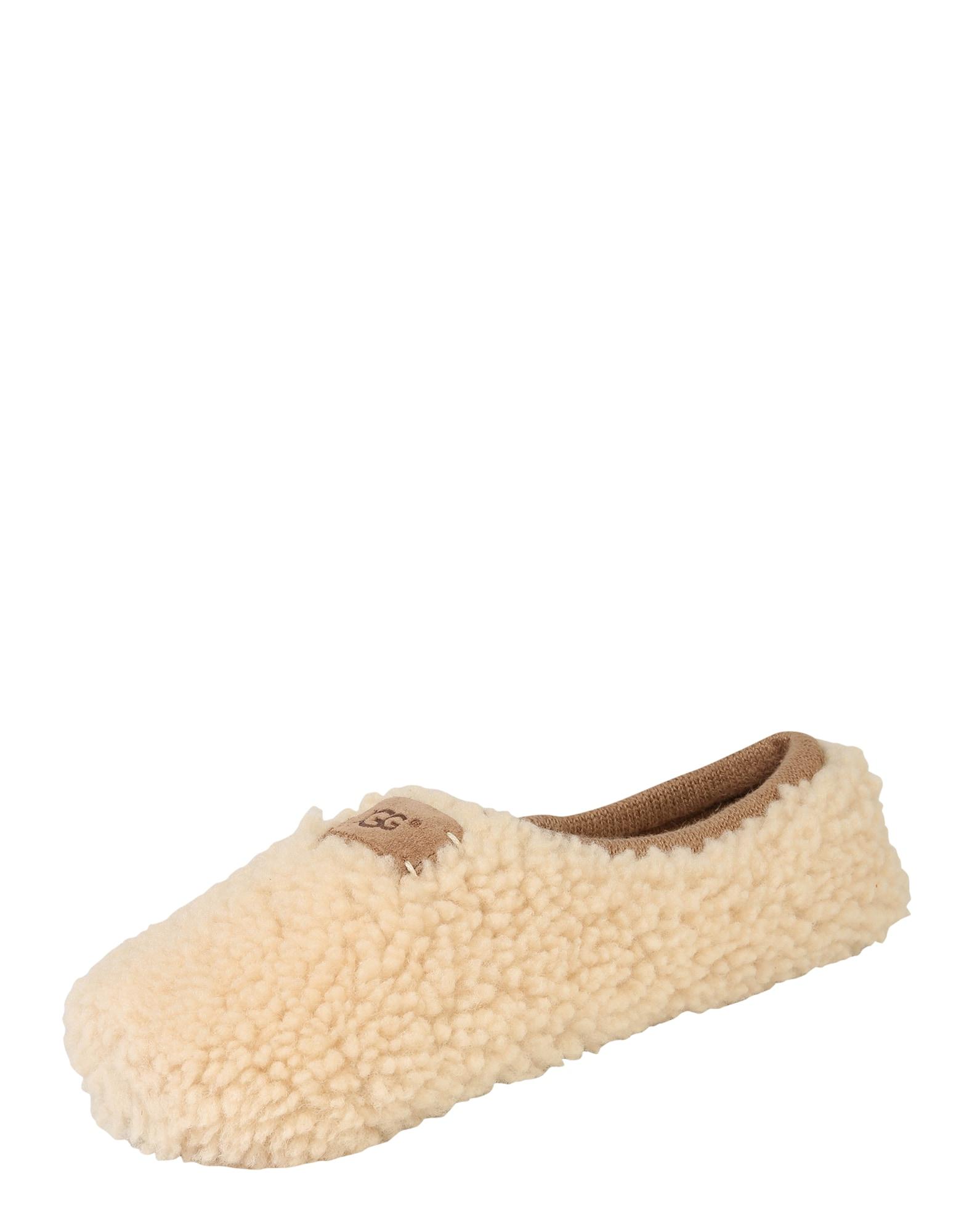Pantofle Birche béžová UGG