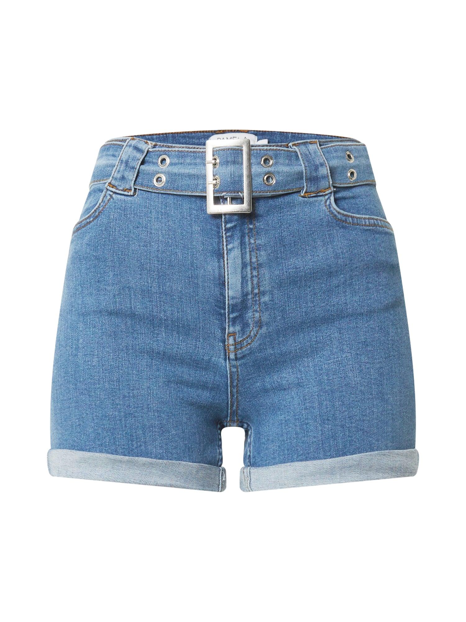 NA-KD Džinsai tamsiai (džinso) mėlyna