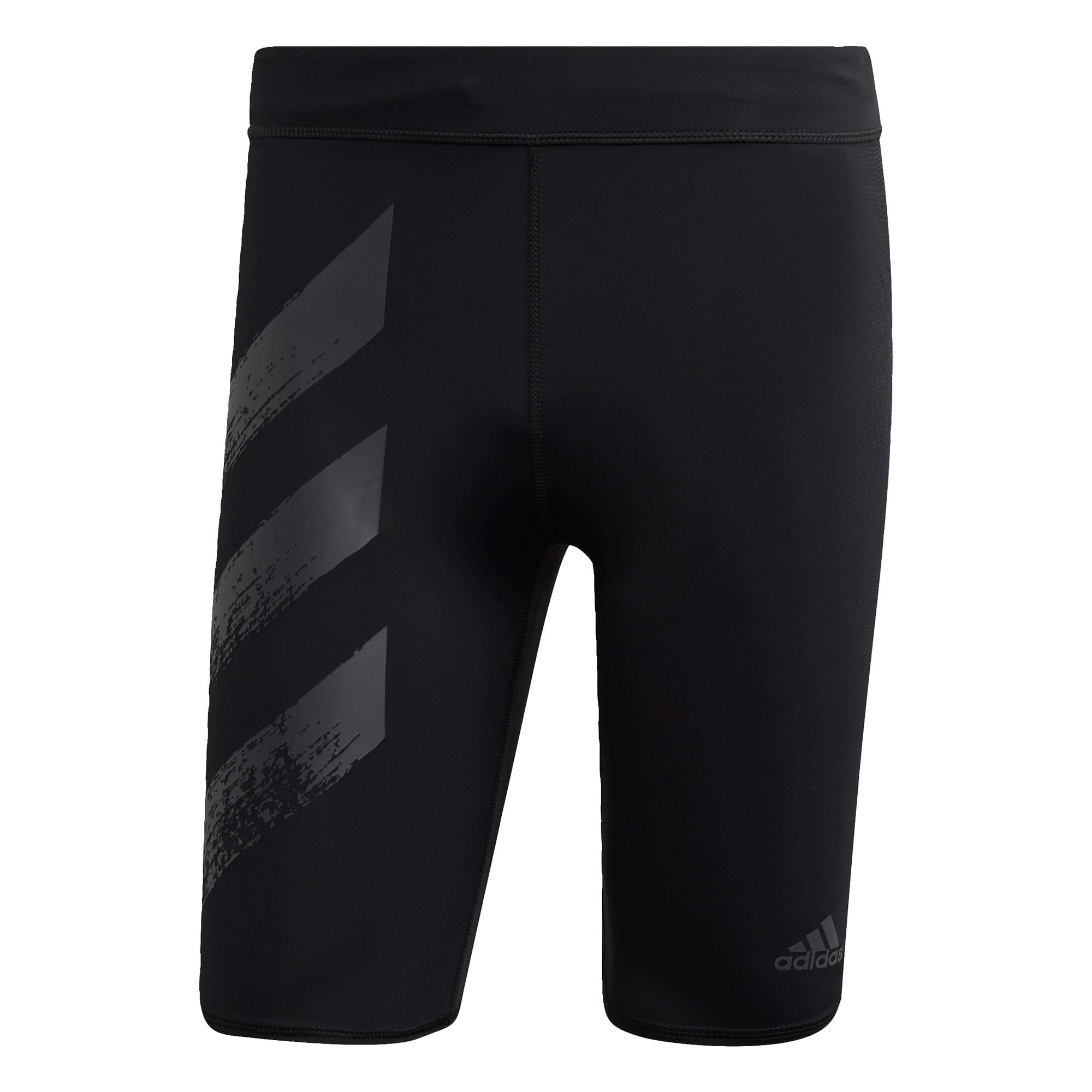 ADIDAS PERFORMANCE Sportinės kelnės juoda / pilka