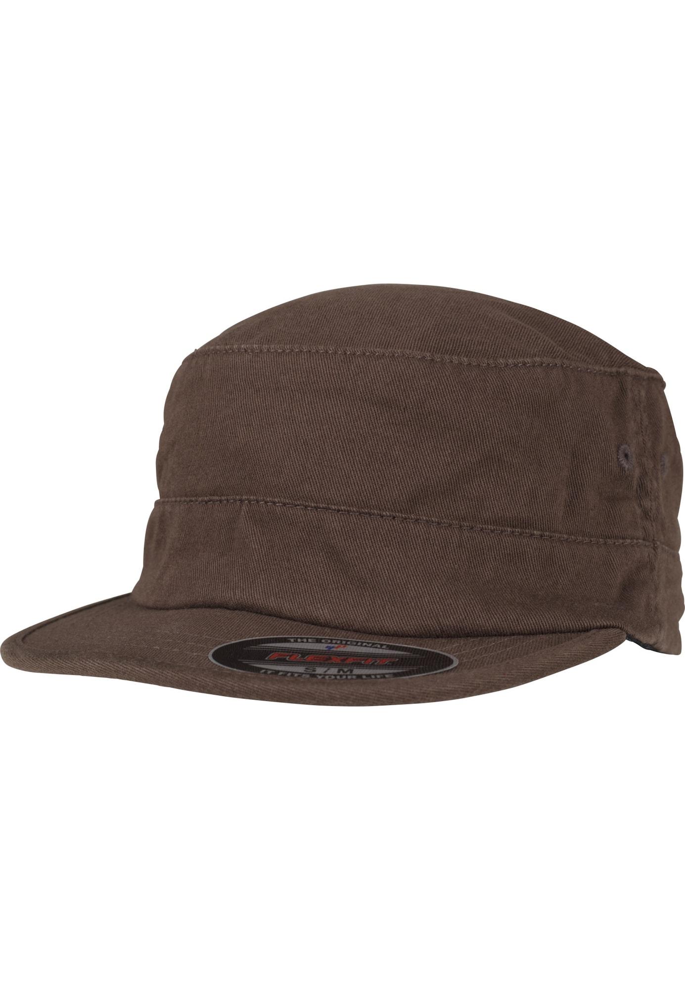 Flexfit Kepurė ruda