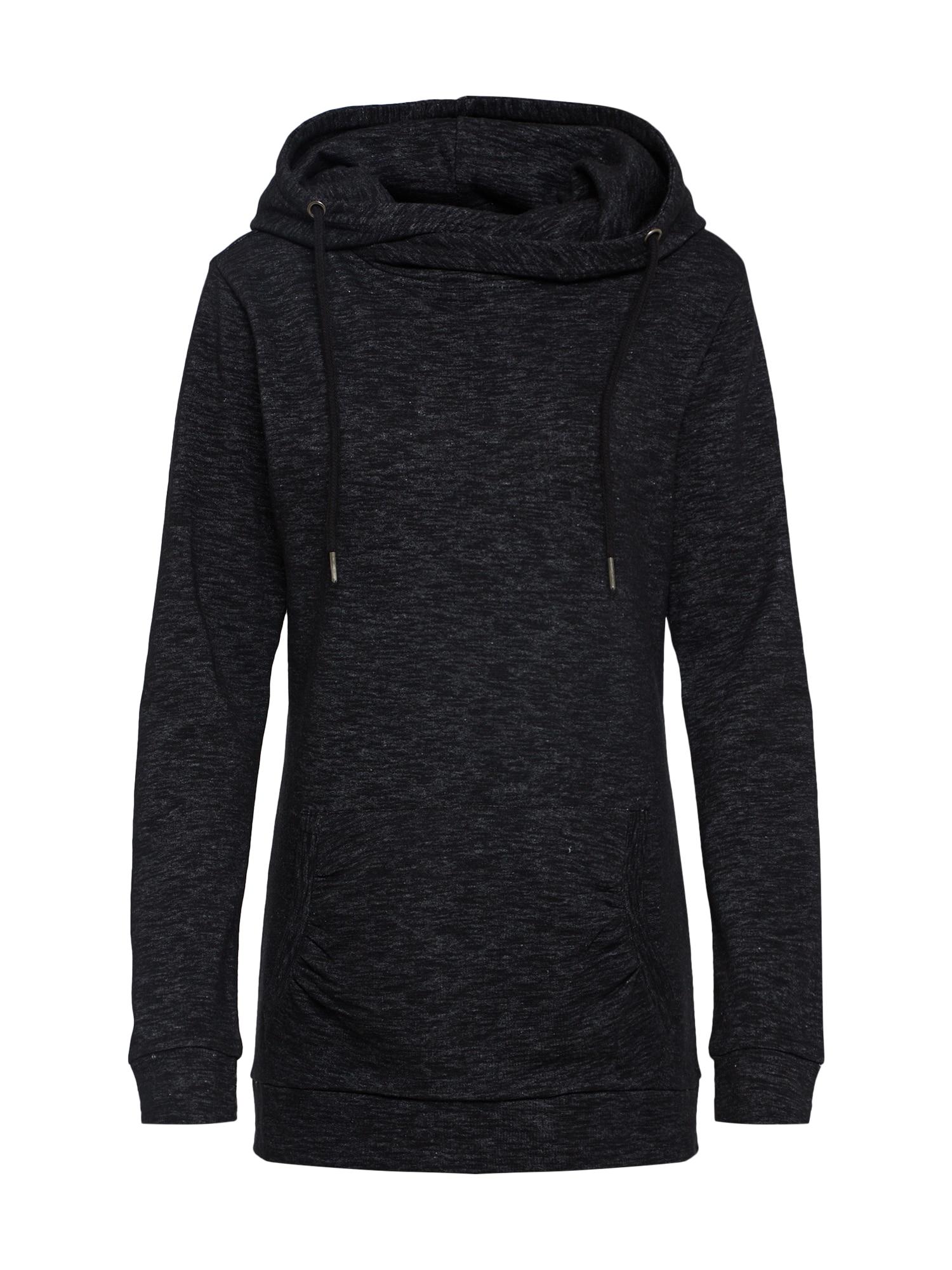 Urban Classics Megztinis margai juoda