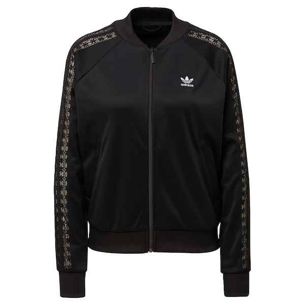 Jacken - Sweatjacke › ADIDAS ORIGINALS › schwarz  - Onlineshop ABOUT YOU