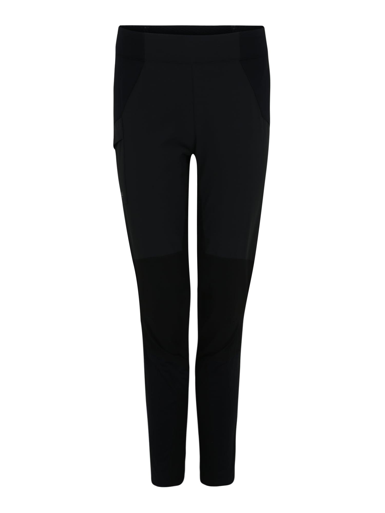 Bergans Laisvalaikio kelnės 'Fløyen' juoda