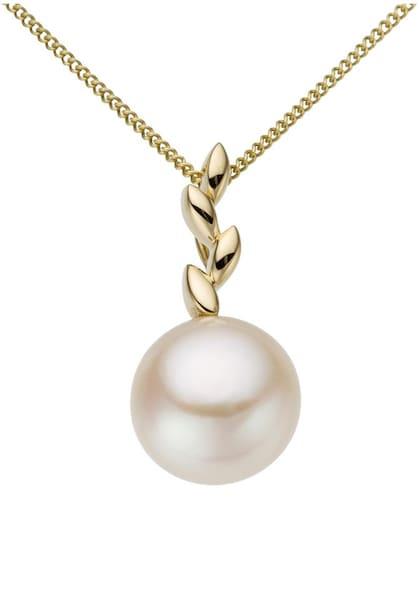 Ketten für Frauen - FIRETTI Perlenanhänger gold perlweiß  - Onlineshop ABOUT YOU