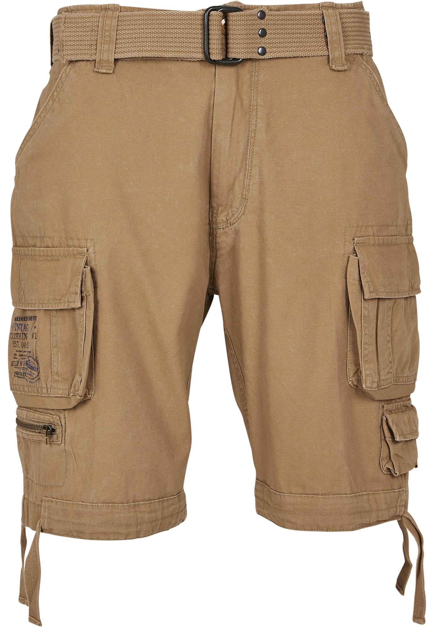 Brandit Laisvo stiliaus kelnės