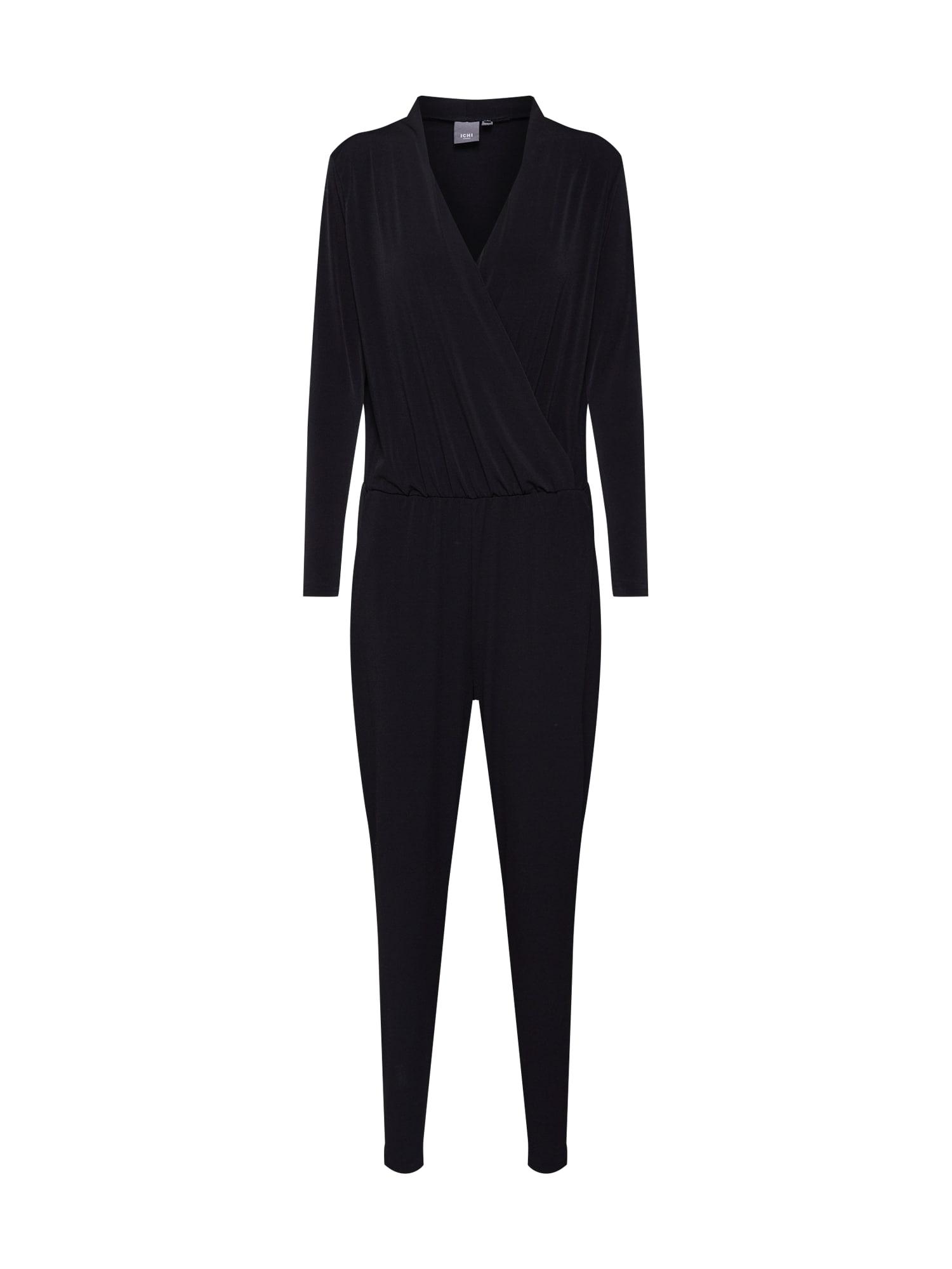 ICHI Kombinezono tipo kostiumas 'Lima Ju' juoda