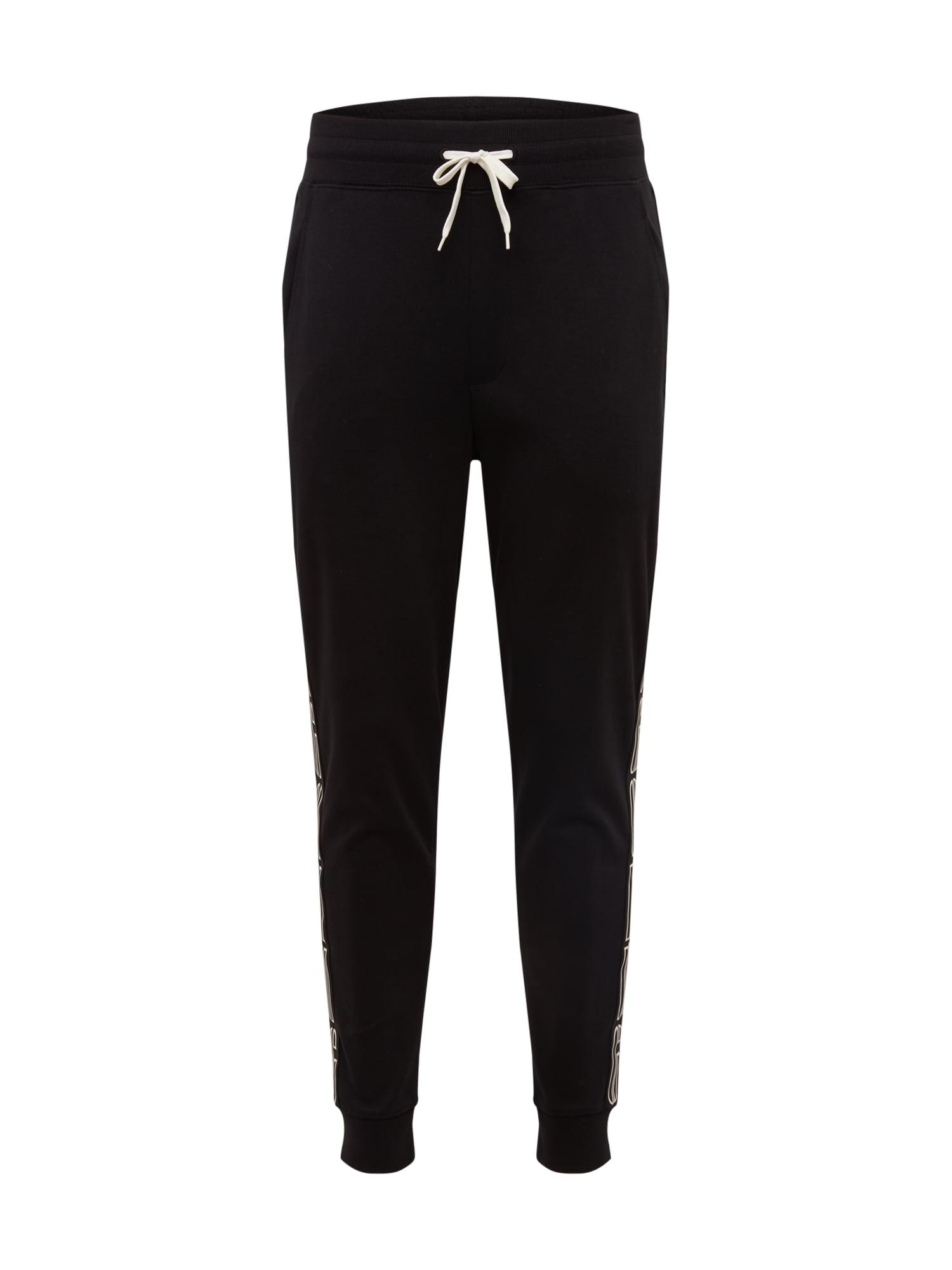 HUGO Kelnės 'Daky203' juoda