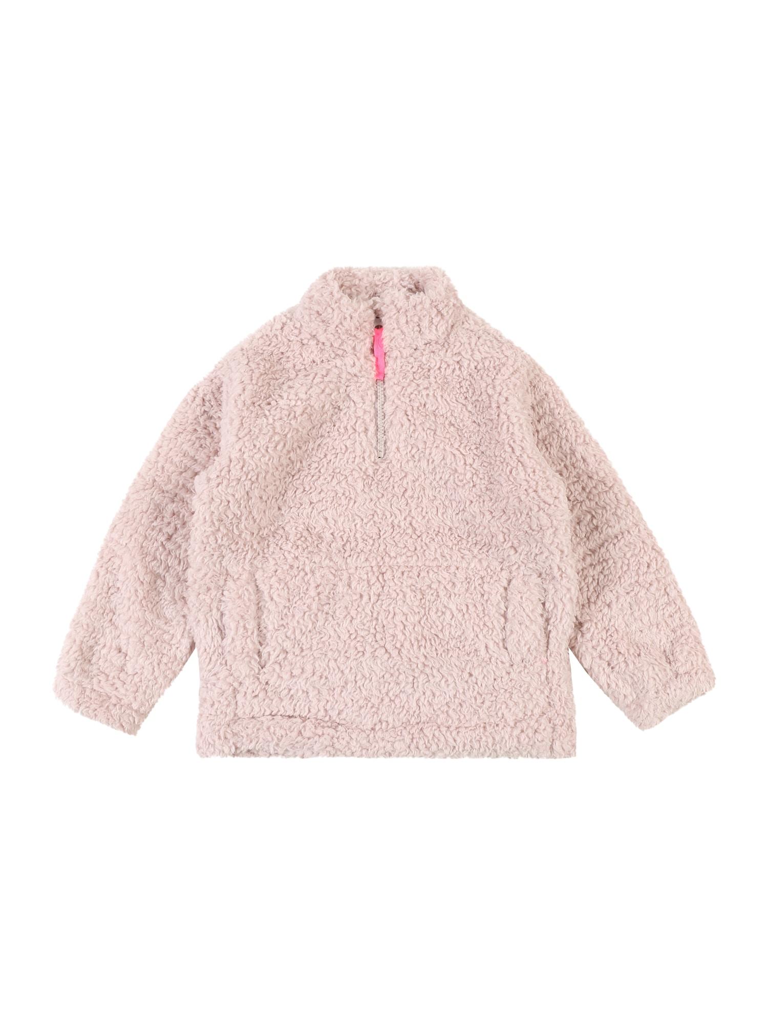 GAP Megztinis be užsegimo 'SHERPA' rožinė