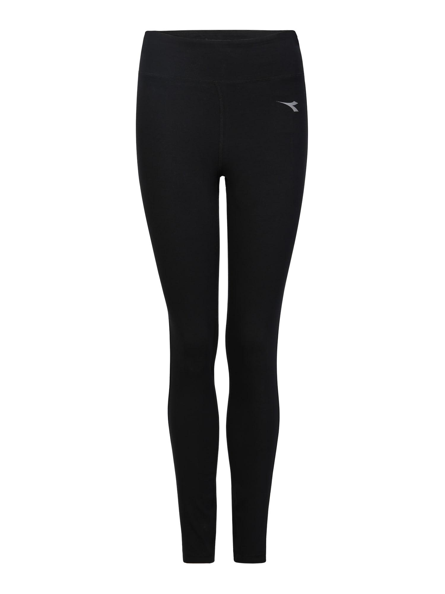 Sportovní kalhoty černá Diadora