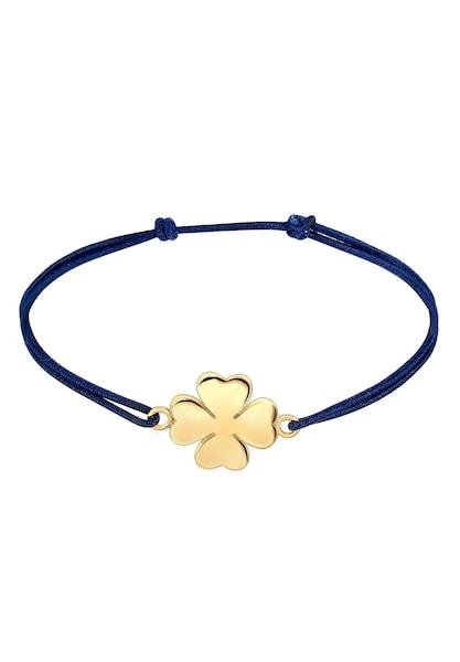 Armbaender für Frauen - ELLI Armband blau gold  - Onlineshop ABOUT YOU