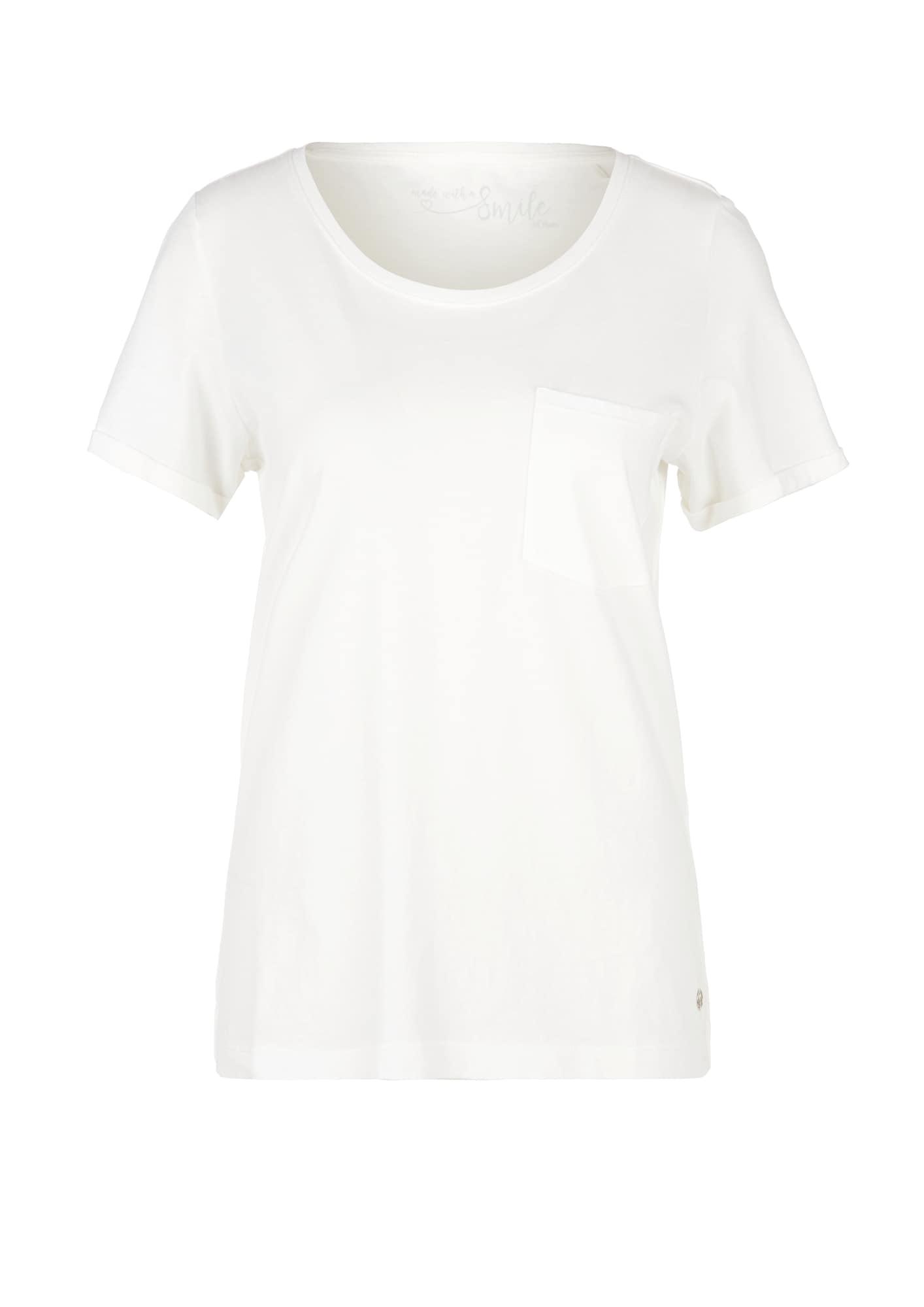 s.Oliver Shirt  krémová
