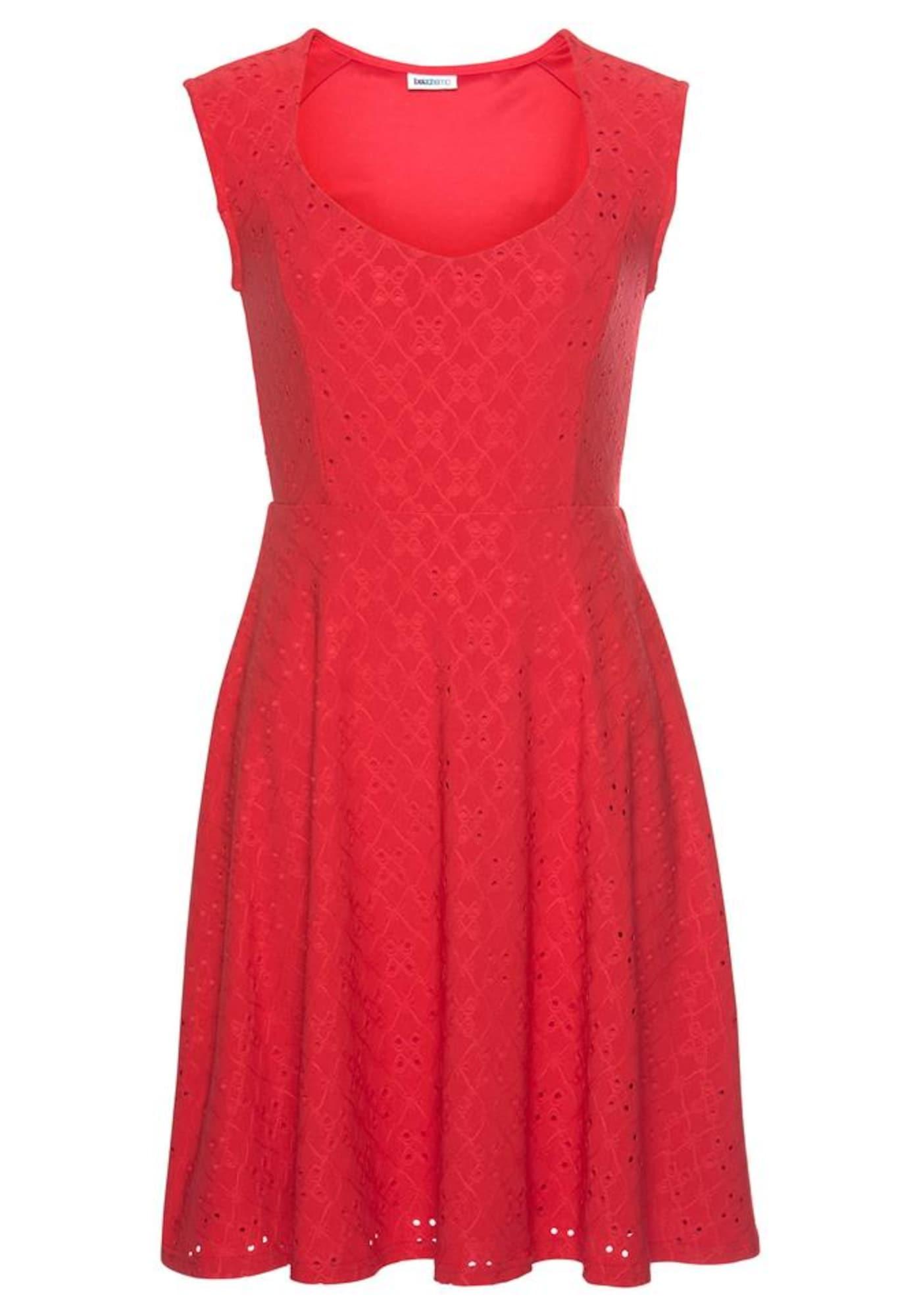 BEACH TIME Vasarinė suknelė raudona