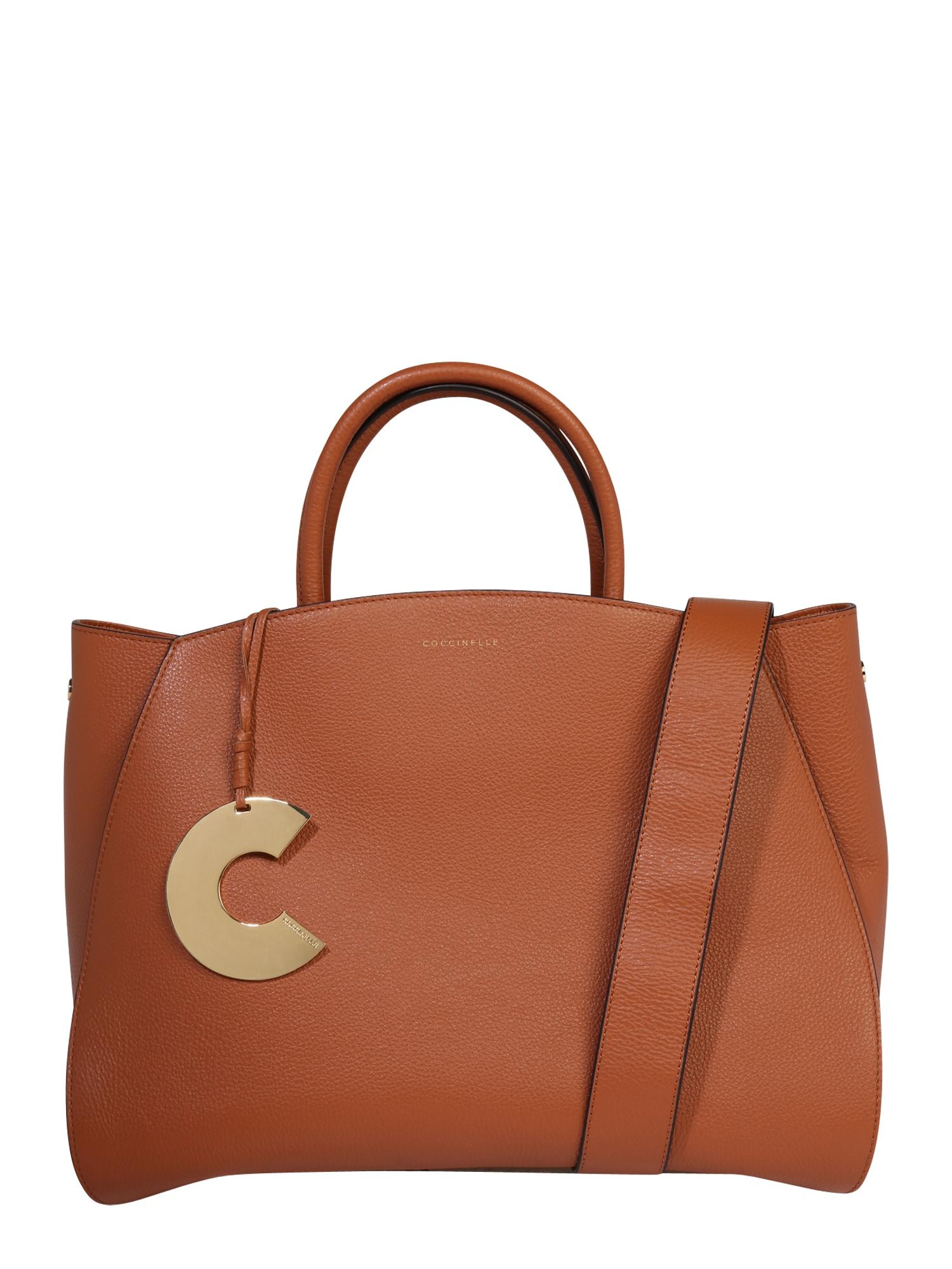 Coccinelle Rankinė 'CONCRETE' ruda