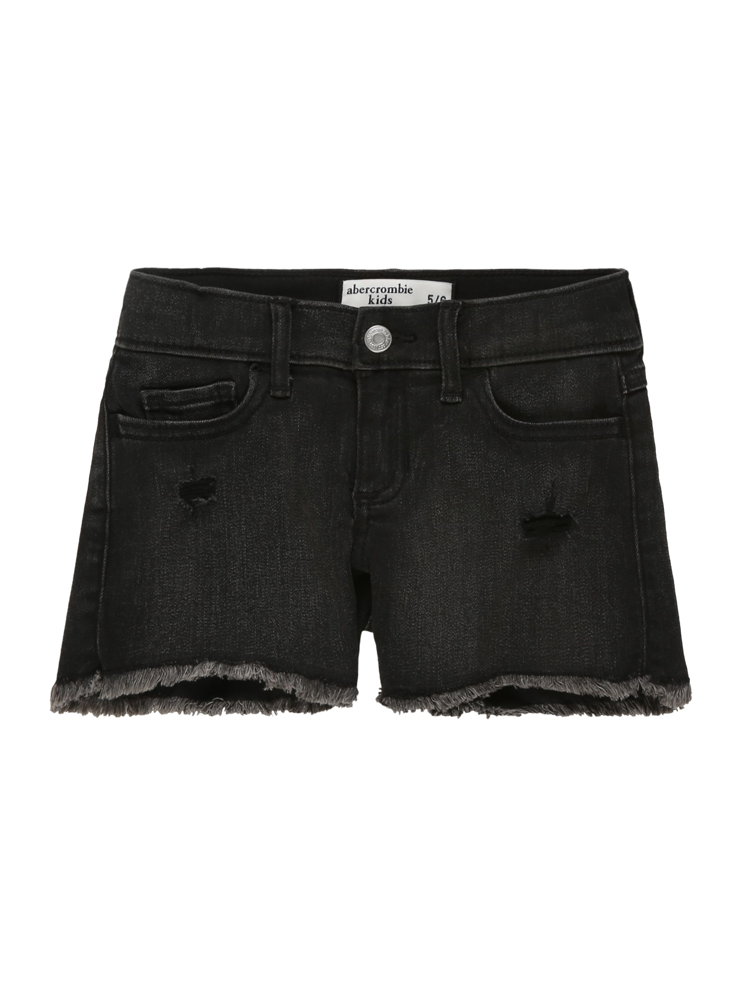 Abercrombie & Fitch Džinsai 'KI249-2015' juodo džinso spalva