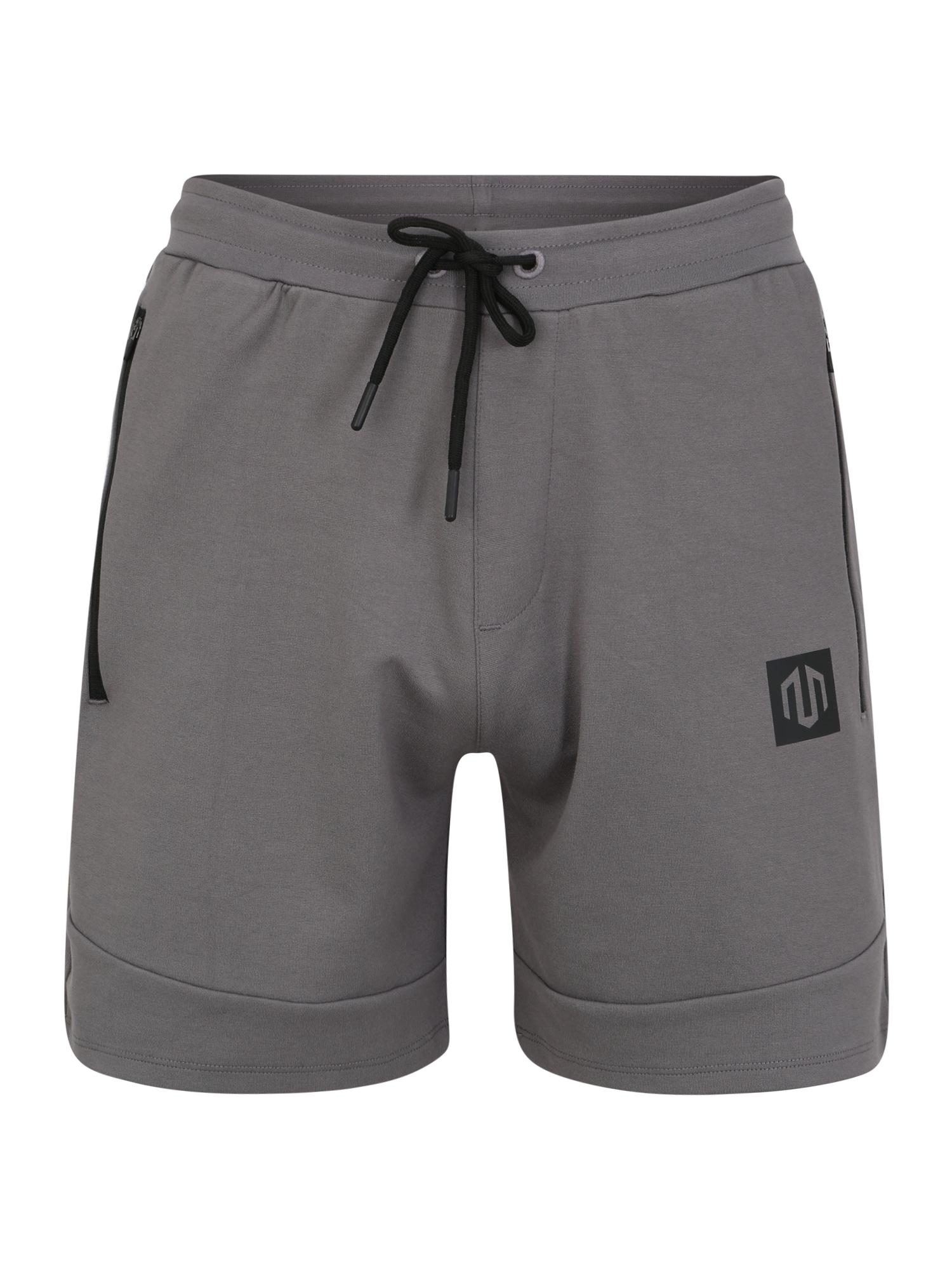 MOROTAI Sportinės kelnės 'Interlock' pilka