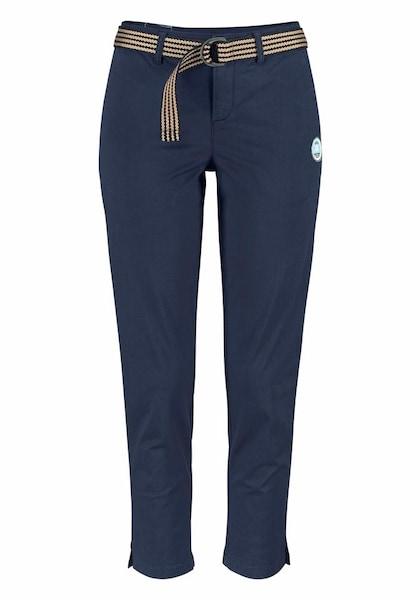 Hosen für Frauen - Polo Team 7 8 Hose › Tom Tailor Polo Team › marine  - Onlineshop ABOUT YOU