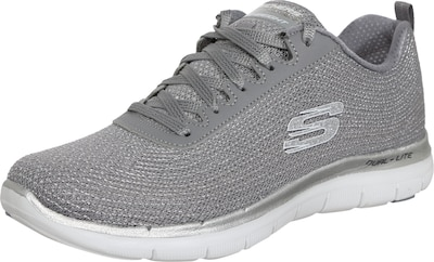 SKECHERS Sneaker 'Flex Appeal 2.0 Metal Madness'