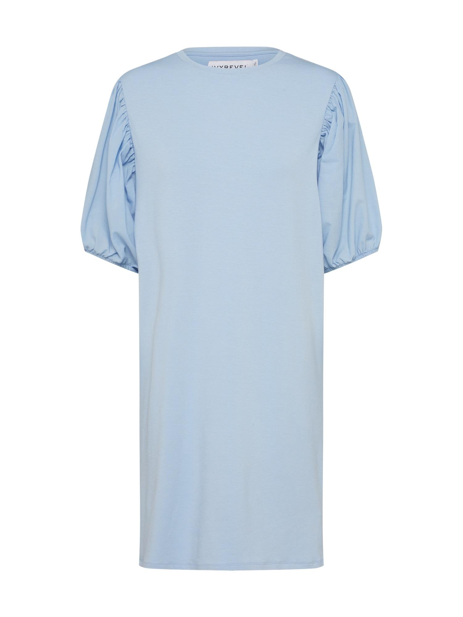 Letní šaty světlemodrá IVYREVEL