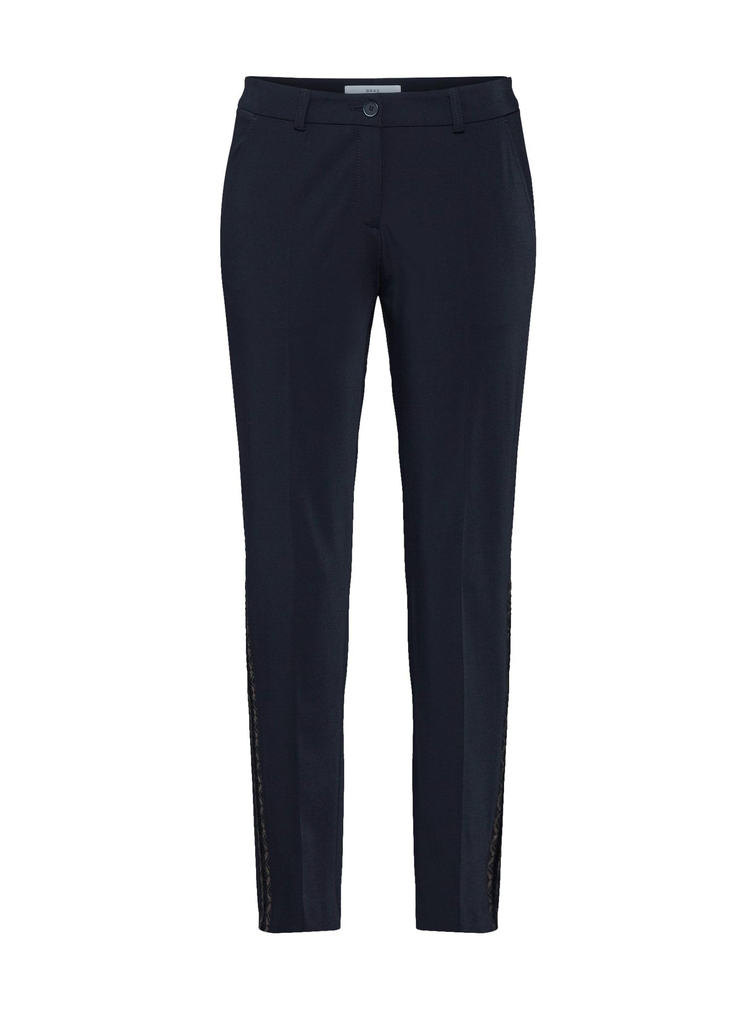 BRAX Chino nohavice 'MARON'  čierna