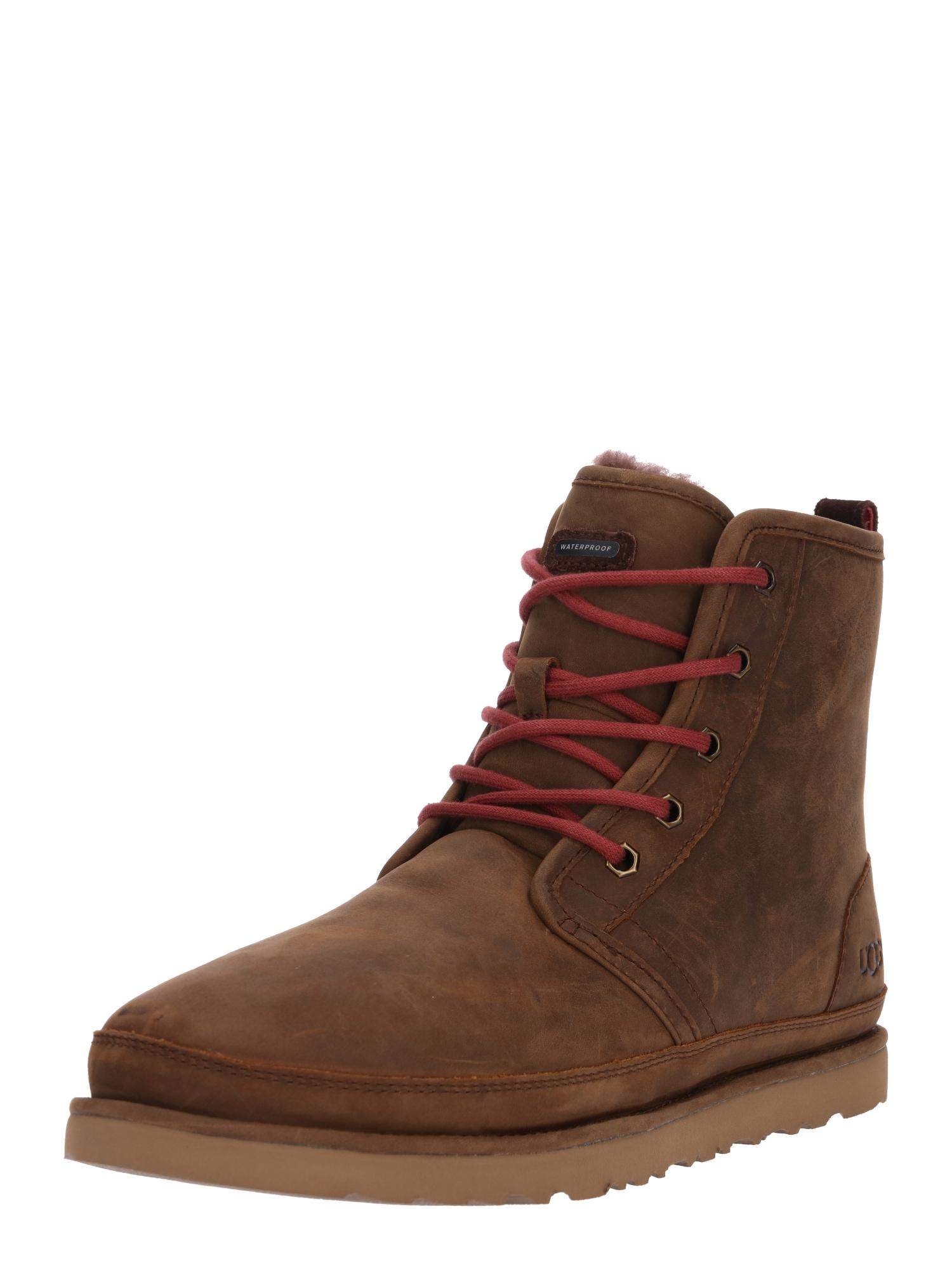 UGG Auliniai batai su raišteliais