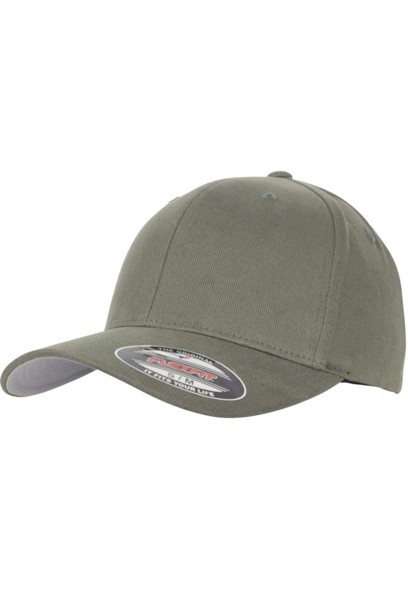 Flexfit Kepurė pastelinė žalia