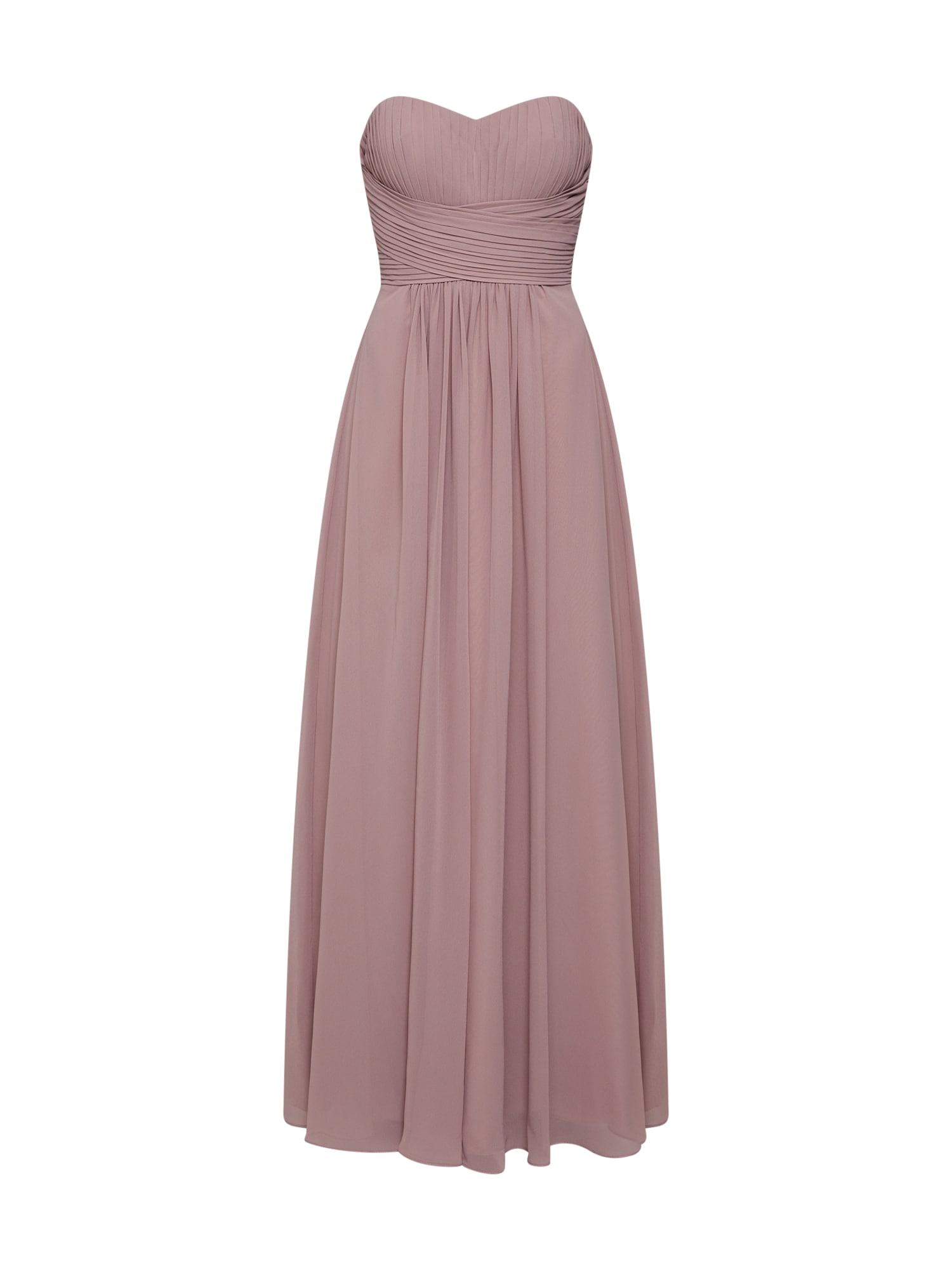 Společenské šaty MC181071 bledě fialová Mascara