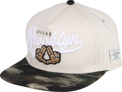 Cayler & Sons Cap 'Defend'