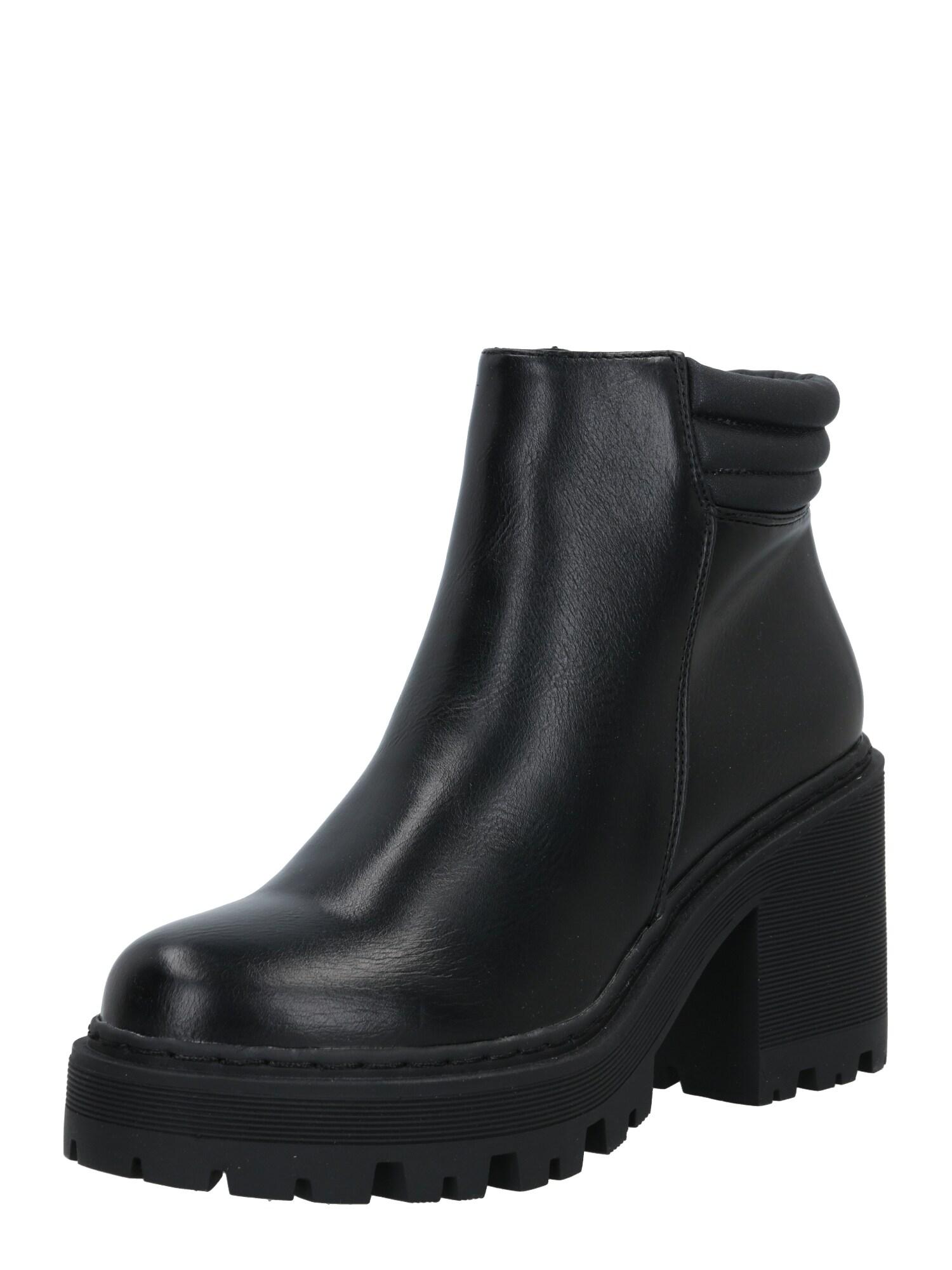Missguided Kulkšnis dengiantys batai juoda
