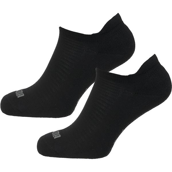 Socken für Frauen - PUMA Sneakersocken grau schwarz  - Onlineshop ABOUT YOU