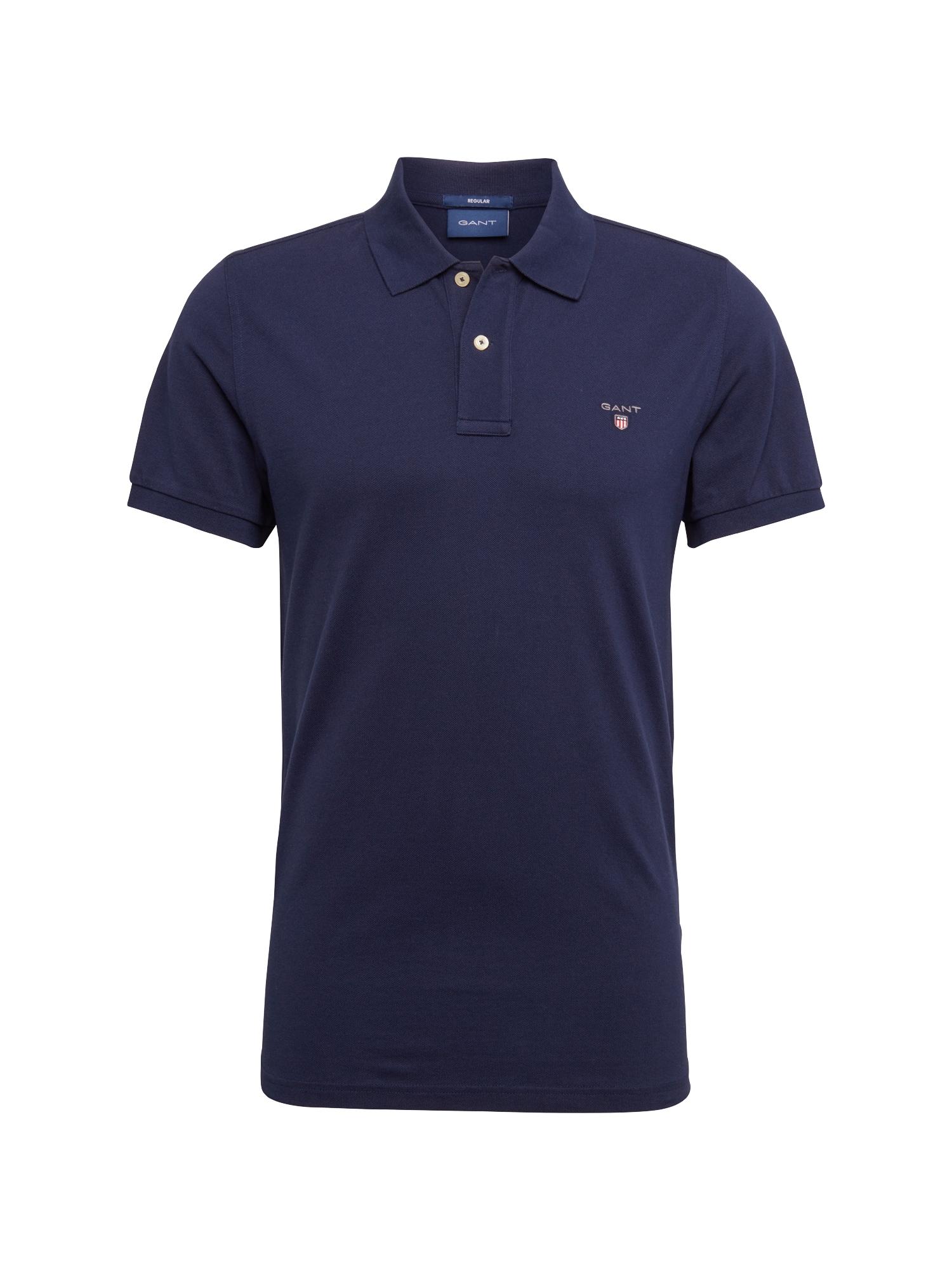 GANT Marškinėliai 'Original Rugger' tamsiai mėlyna