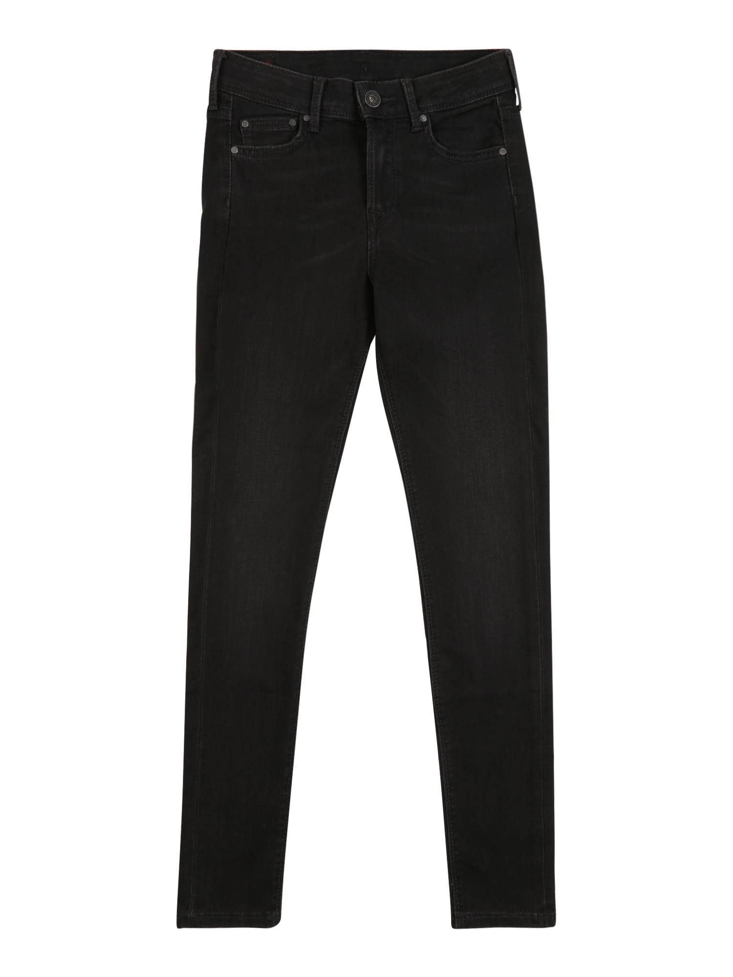 Pepe Jeans Džinsai 'PIXLETTE' juodo džinso spalva