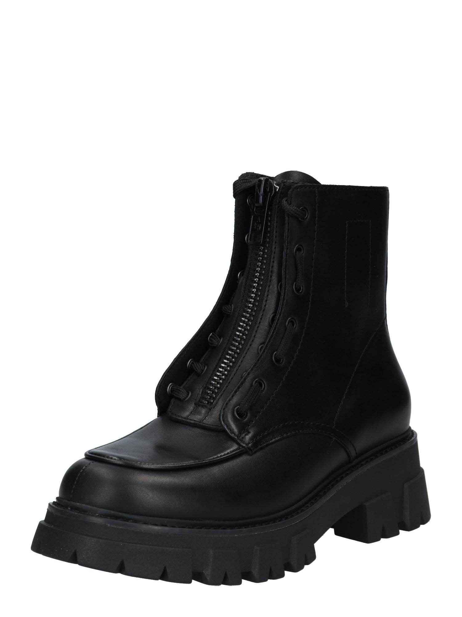 ASH Auliniai batai juoda