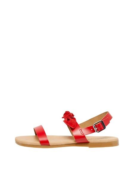 Sandalen für Frauen - Bianco Sandalen 'Brooke' orangerot  - Onlineshop ABOUT YOU