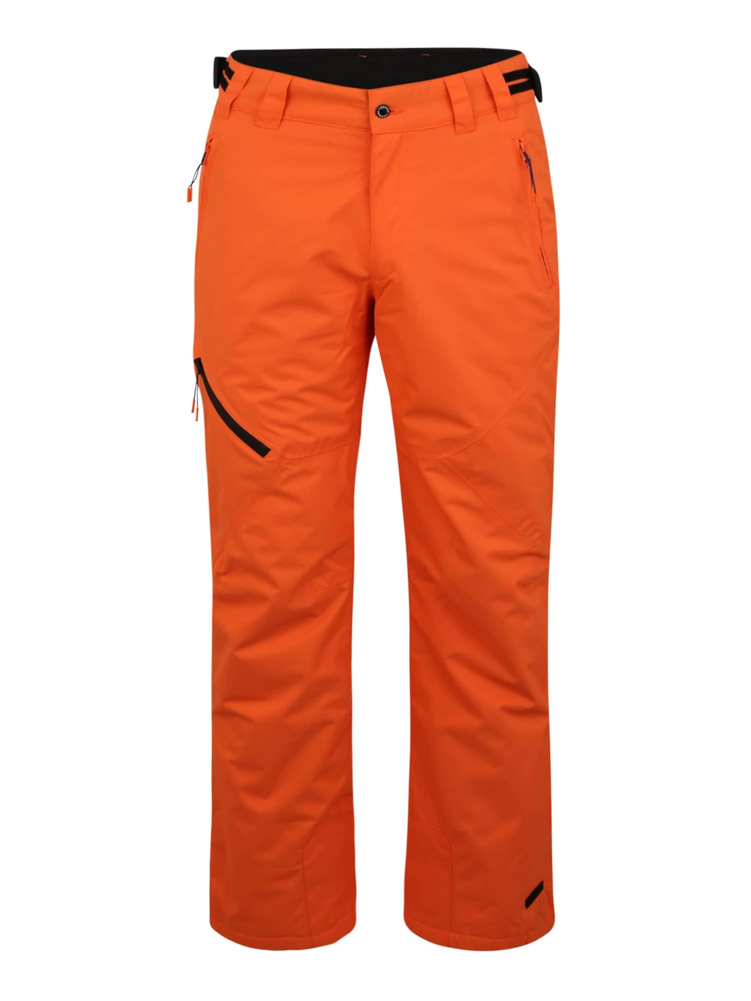 ICEPEAK Laisvalaikio kelnės 'Johnny' oranžinė