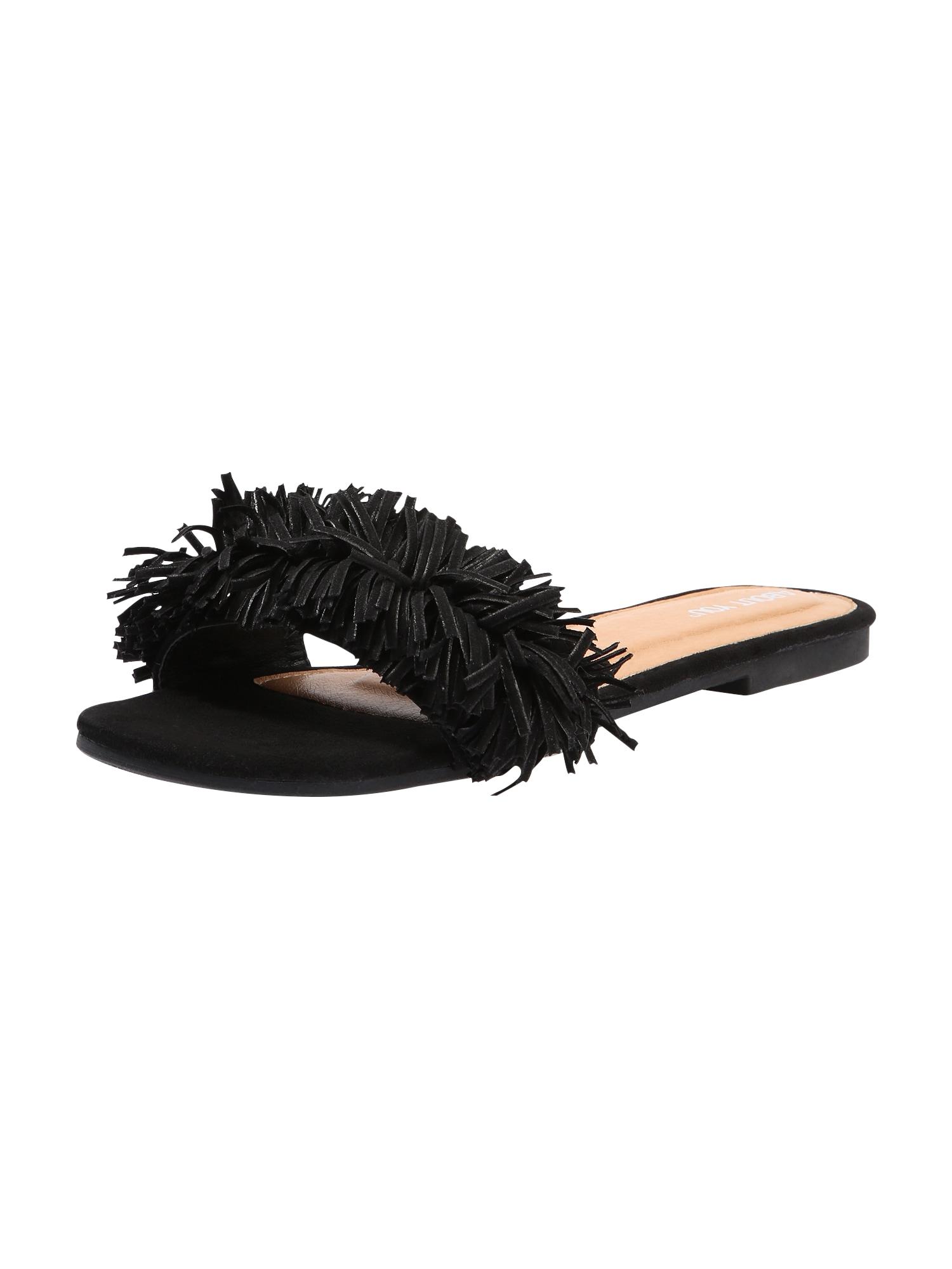 Sandály CARMEN černá ABOUT YOU