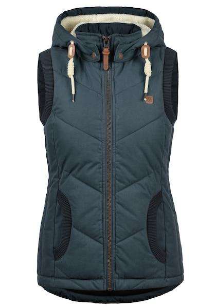 Jacken für Frauen - Desires Weste 'Lore' blau  - Onlineshop ABOUT YOU