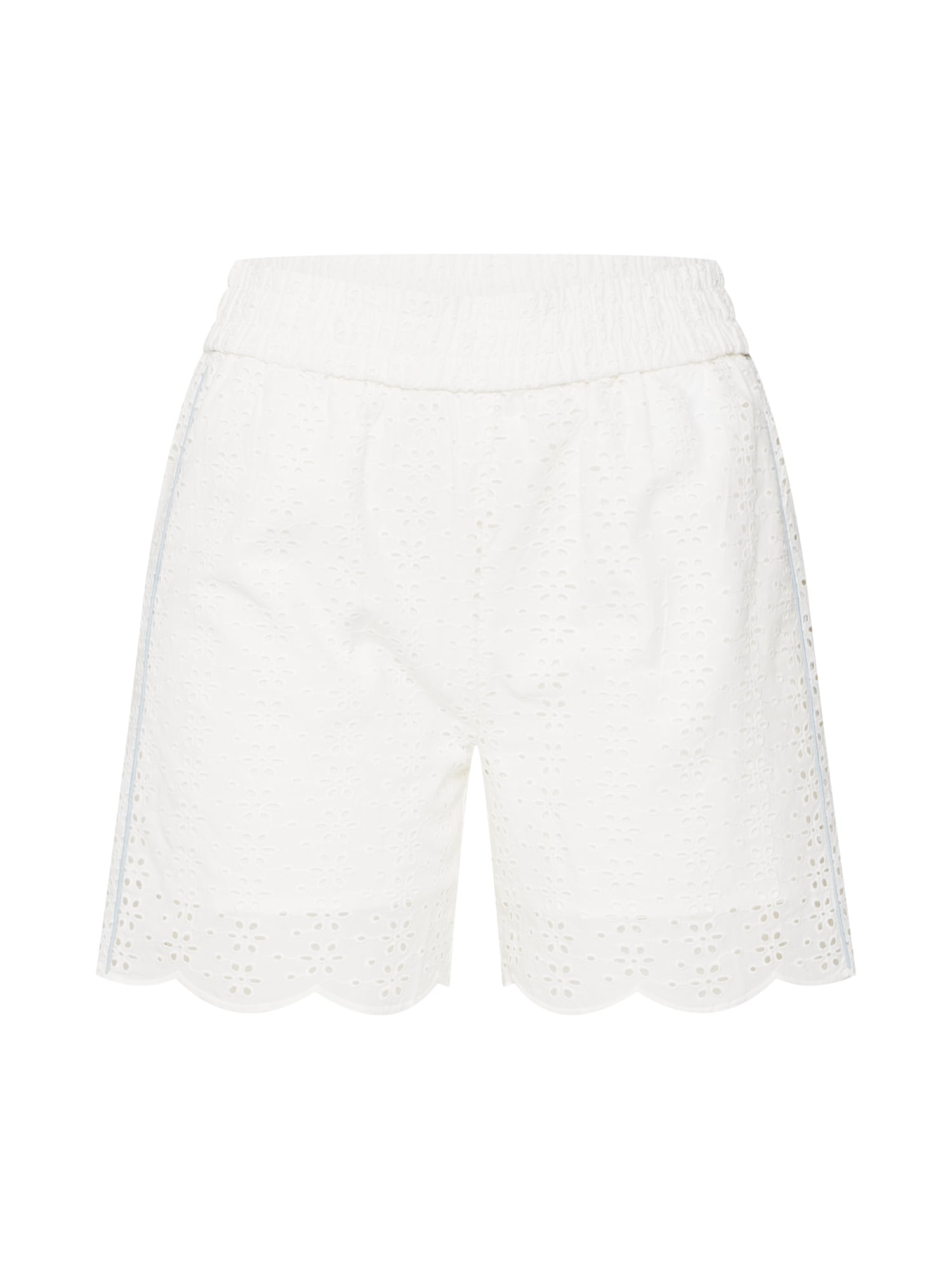 Kalhoty bílá PIECES