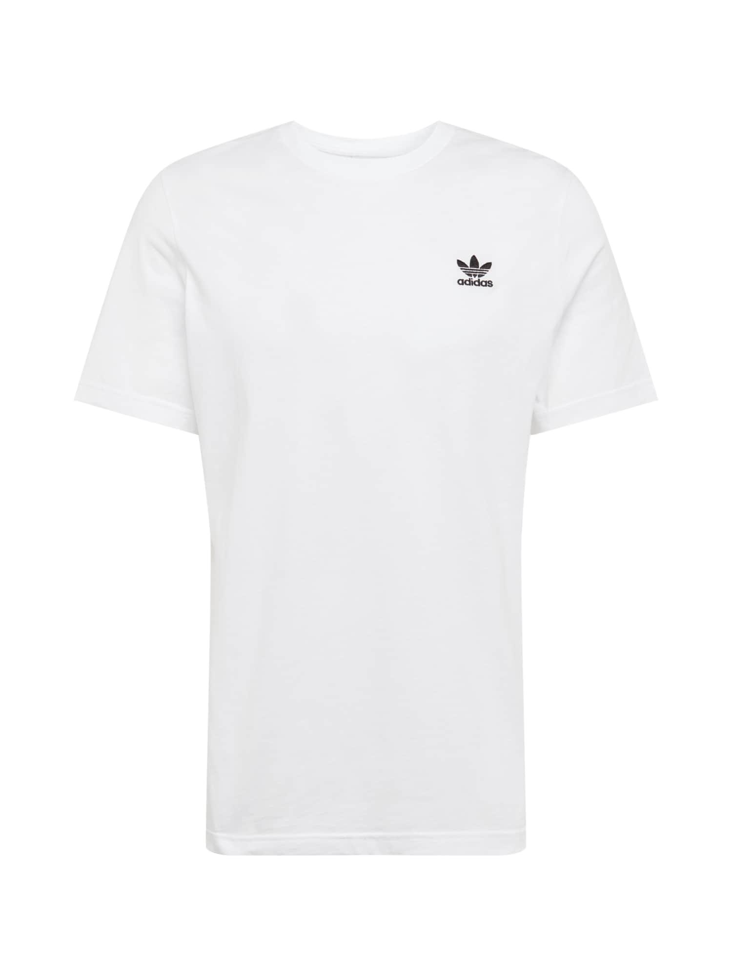 ADIDAS ORIGINALS Marškinėliai 'ESSENTIAL TEE' balta