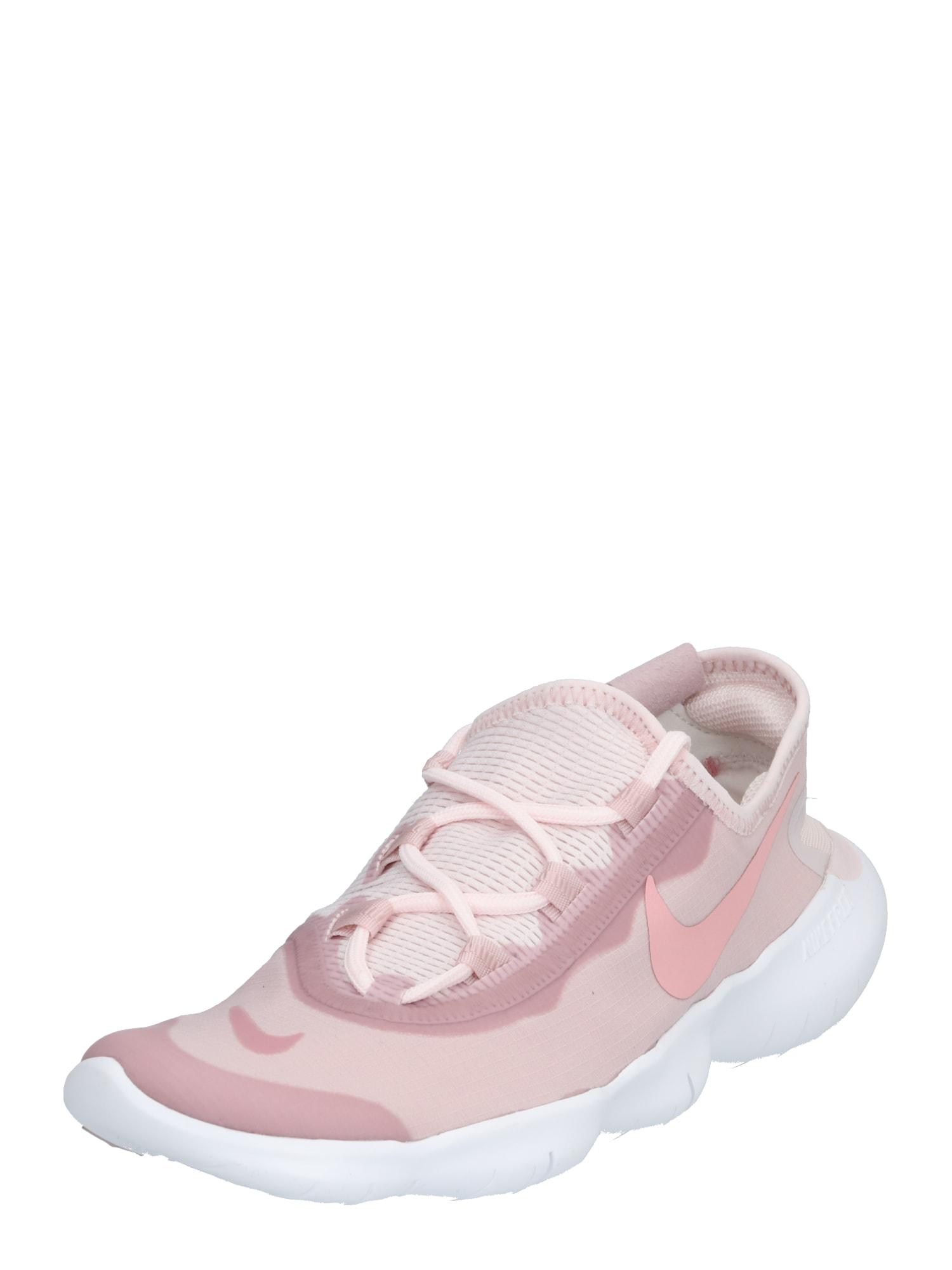 NIKE Bėgimo batai 'Free RN 5.0 2020' rožių spalva