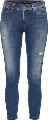 LTB 'Lonia' Super Skinny Mid Rise Jeans