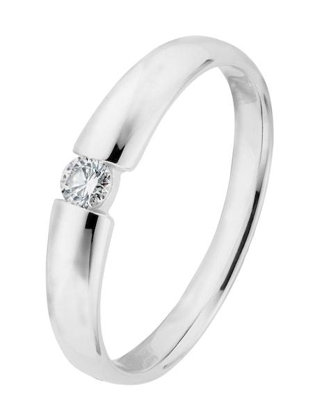 Ringe für Frauen - CHRIST Ring silber  - Onlineshop ABOUT YOU