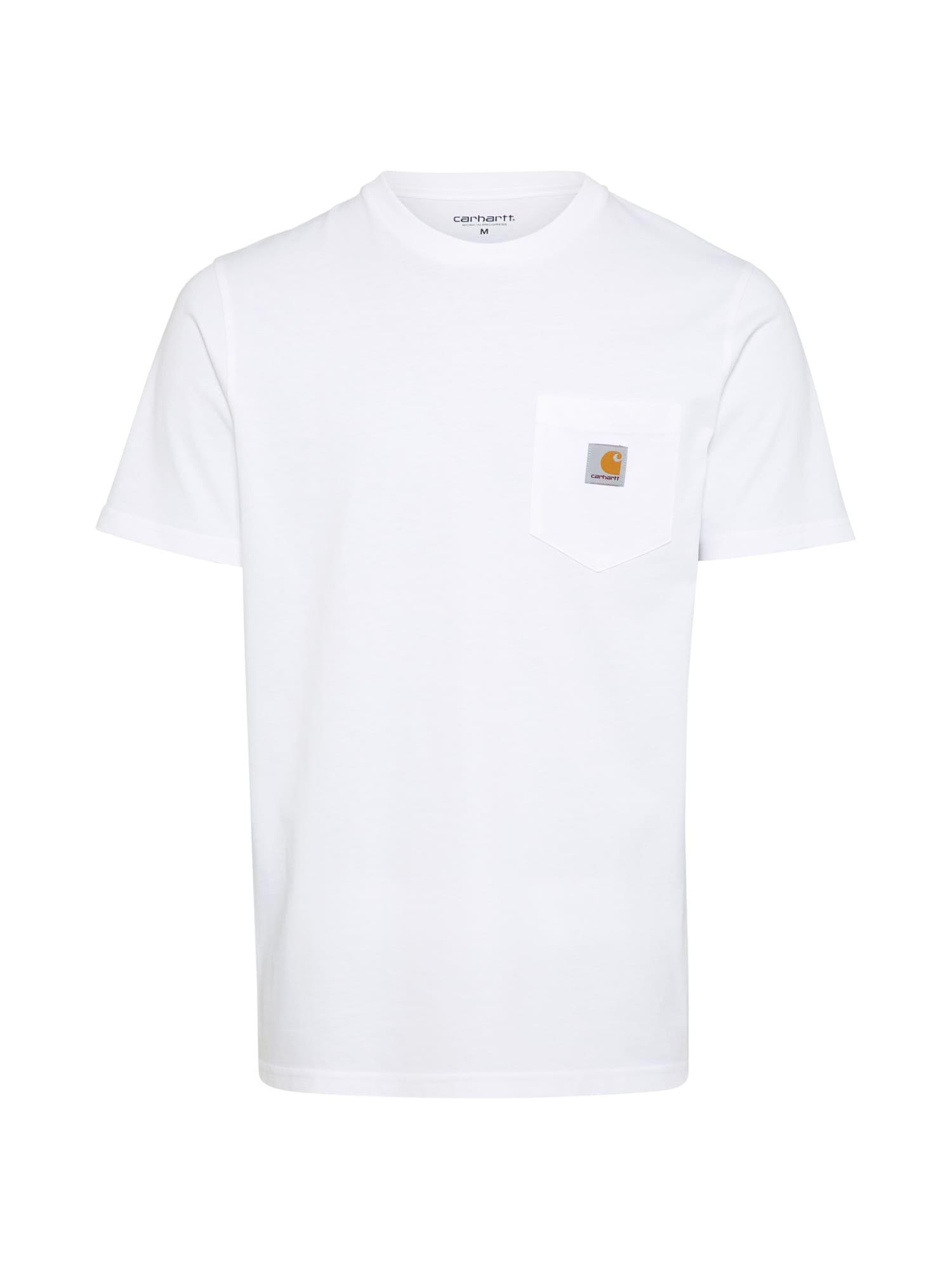 Carhartt WIP Marškinėliai balta