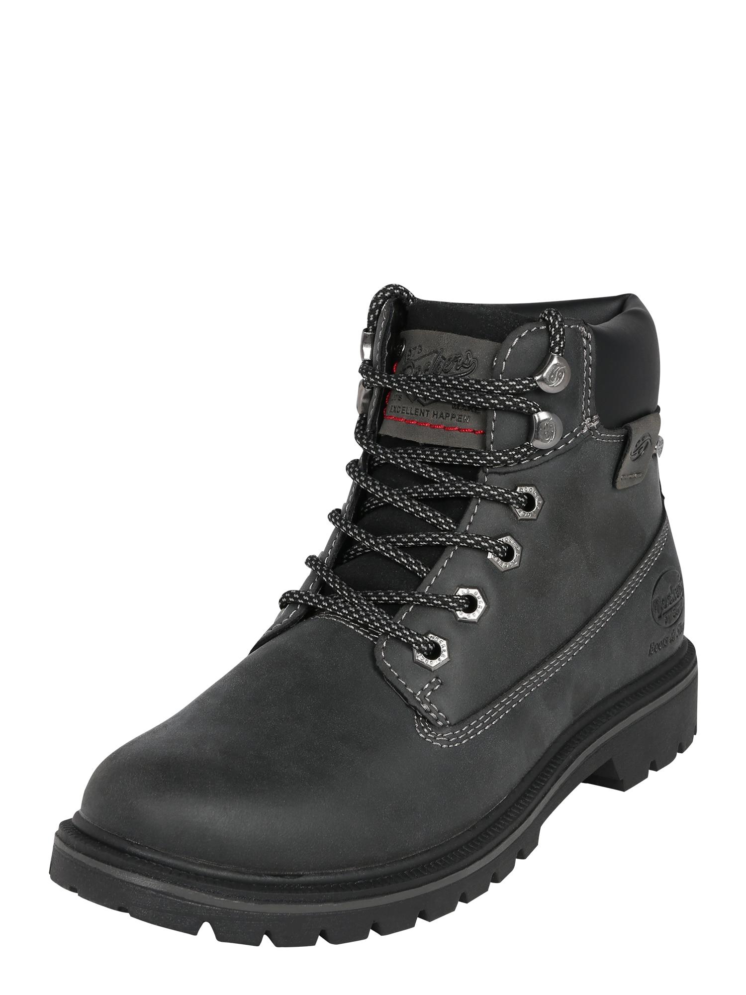 Dockers by Gerli Auliniai batai juoda