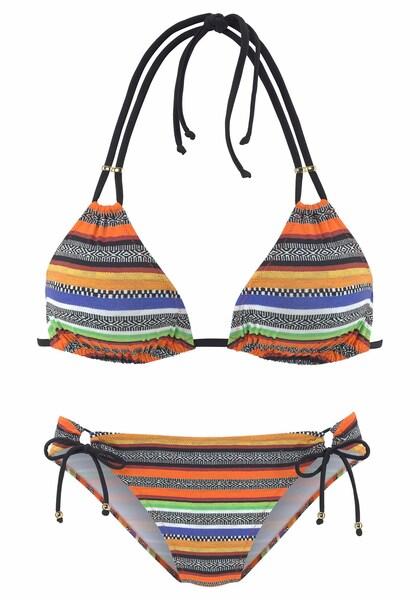 Bademode - Triangel Bikini › Bruno Banani › mehrfarbig  - Onlineshop ABOUT YOU