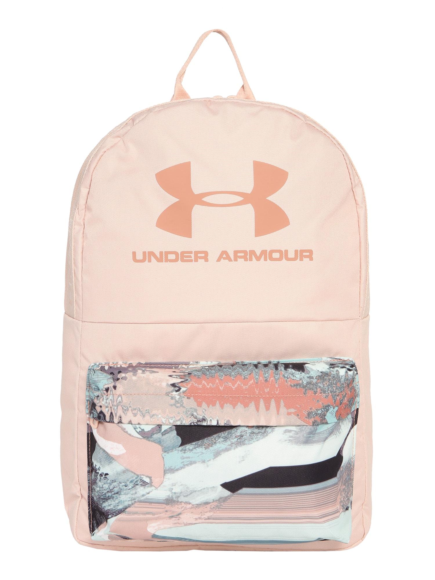 UNDER ARMOUR Sportinė kuprinė 'UA Loudon Backpack' rožių spalva